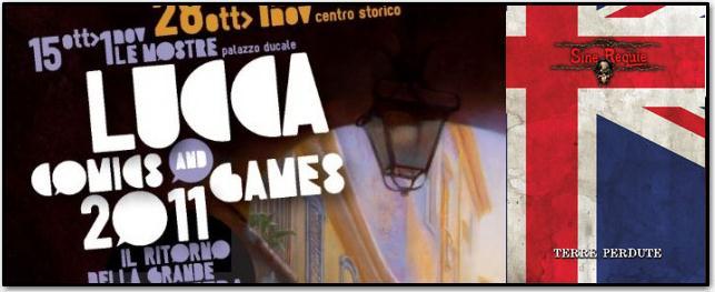 """Lucca Games e i GdR, il """"caso"""" Sine Requie"""