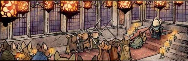Mouse Guard RPG: la recensione.