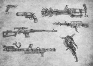 nameless land armi