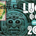 Logo Lucca 2012
