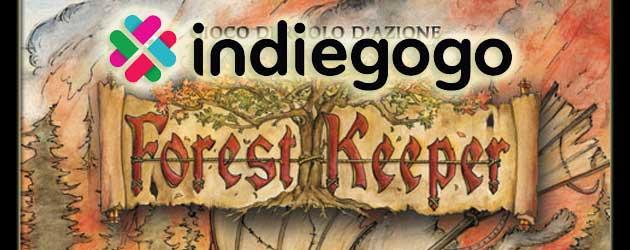 forest keeper su indie gogo