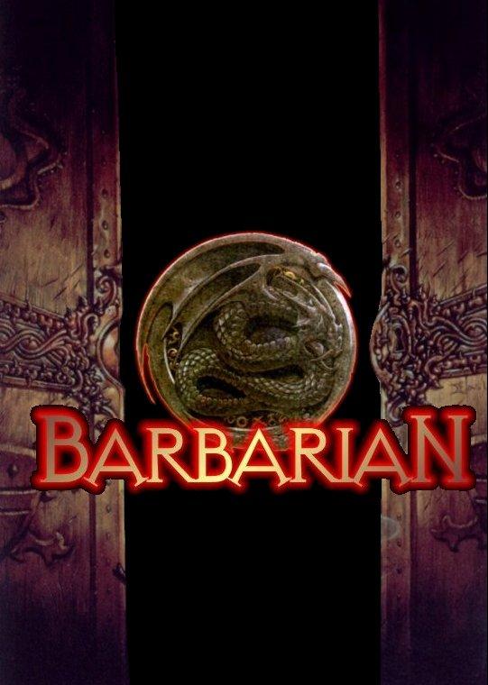 Copertina Barbarian
