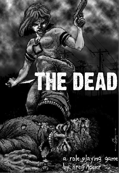 Un gioco di ruolo sugli Zombie di Kreg Mosier