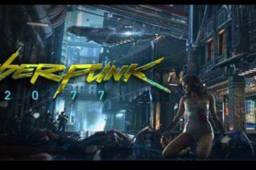 cyberpunk 2077, il videogioco