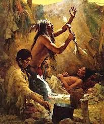 sciamano-indiano