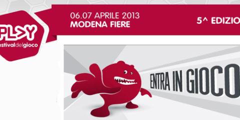 play di modena 2013