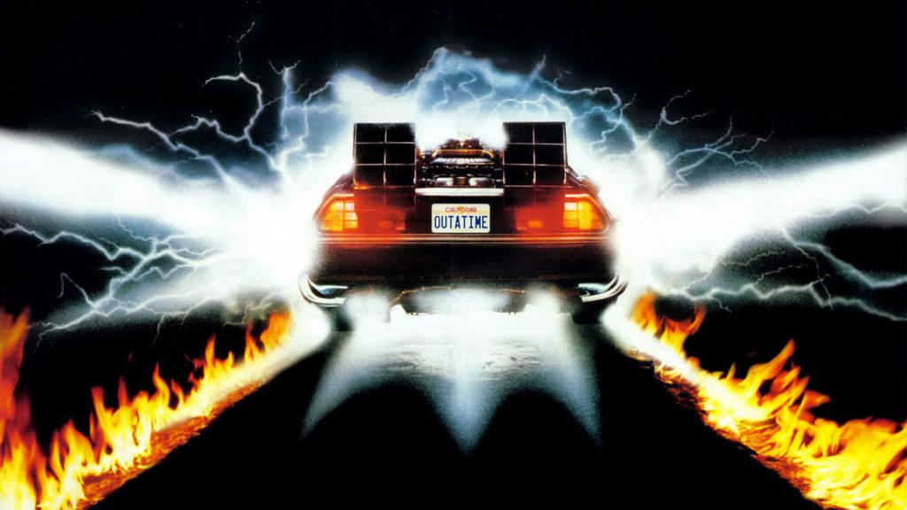 Back to the future - La DeLorean