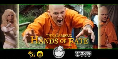 the gamers hand of fate, link per lo streaming gratuito
