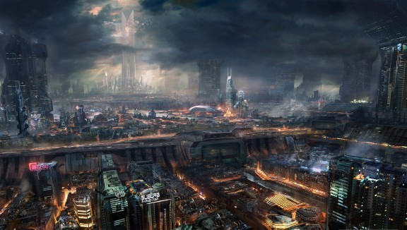 Città tentacolare
