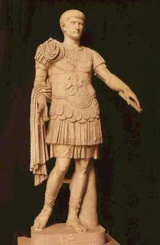 Statua dell'Imperatore Caligola