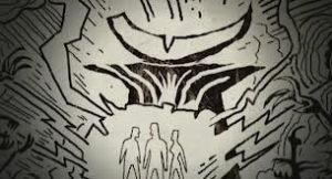 Notare l'epica Unghia del Titano!