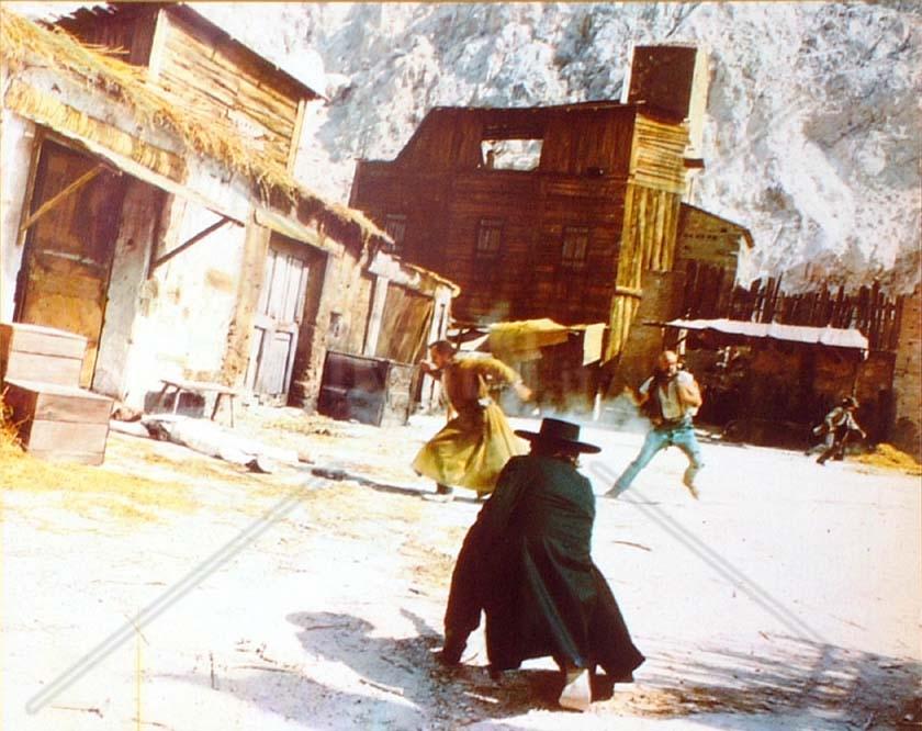 Un duello western