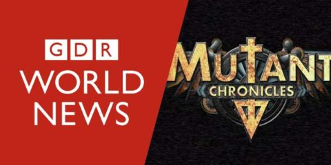 la terza edizione di Mutant Chronicles