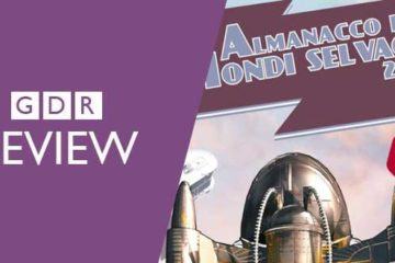 almanacco mondi selvaggi savage worlds