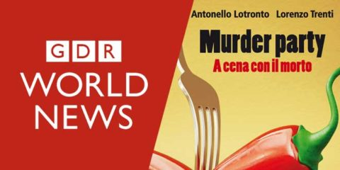 murder party a cena con il morto