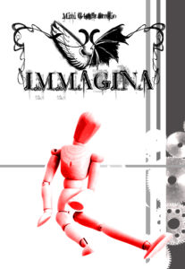 La copertina di Immagina