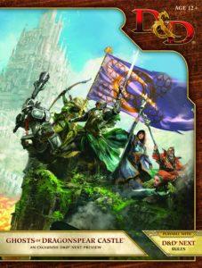 Ghostos of Dragonspear Castle