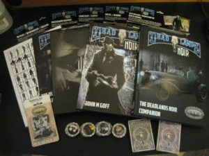 deadlands noir in italiano