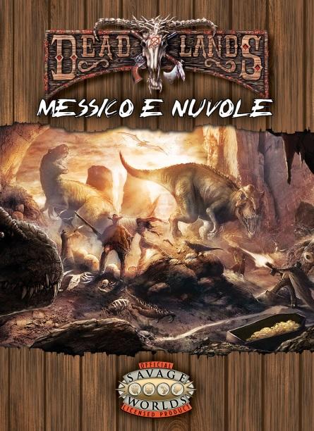 Cover Messico & Nuvole