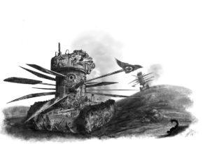Droni Sciabbbola