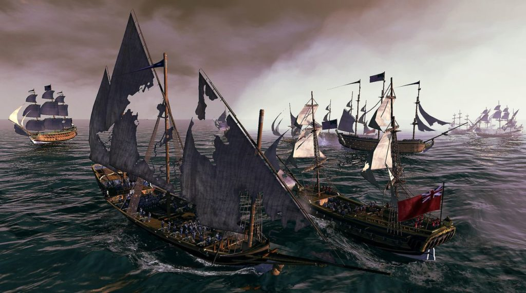 Una battaglia navale - c'è roba per tutti i gusti