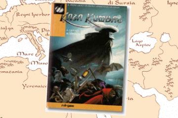 Kata Kumbas mappa&copertina