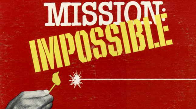 Banner Mission Impossible