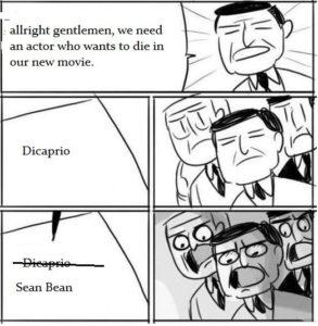 spoiler: Sean Bean muore