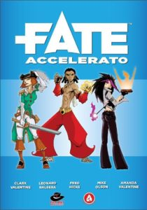 Fate accelerated cover italiano