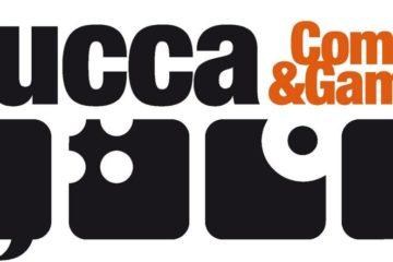 Logo Lucca Comics&Games