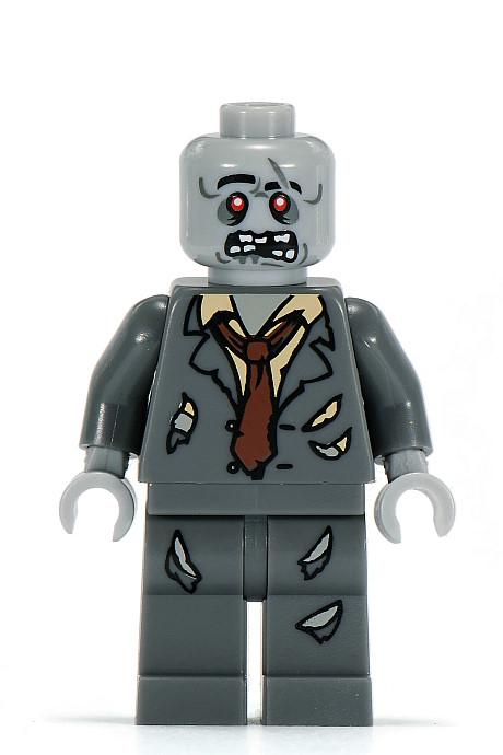 Minifig zombi