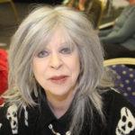 Tanith Lee, già sofferente, alla World Fantasy Convention del 2013.