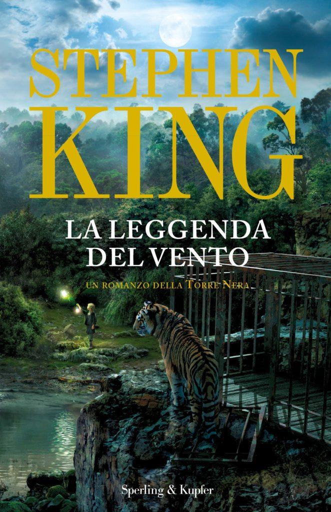 La copertina del romanzo.