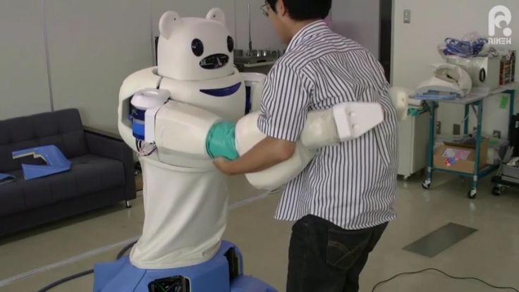 meet-robear-robot-bear-nurse-that-can-lift-patients-into-wheelchairs