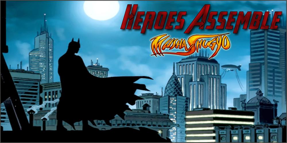 Musha_Shugyo_Heroes_Assemble