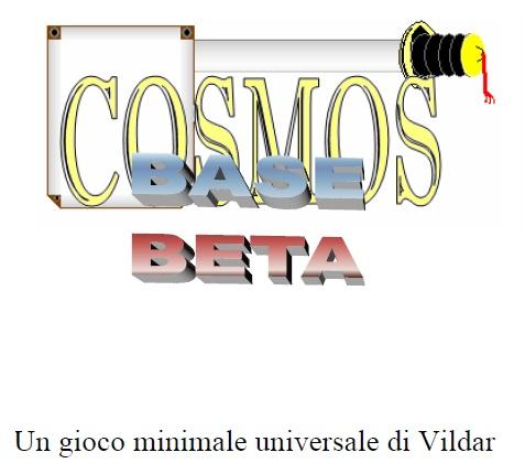 Cosmos Base Beta Copertina