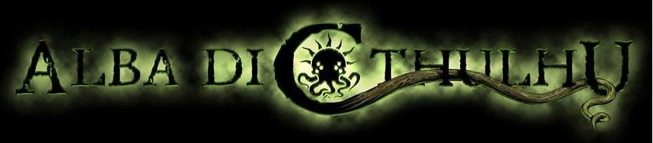 Alba di Cthulhu - Titolo del gioco