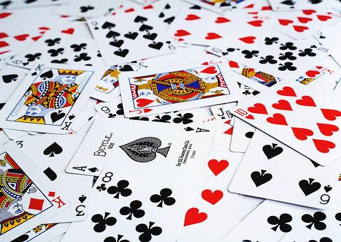Carte da Poker o Pinacolo