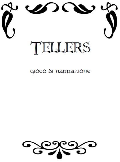 Copertina di Tellers