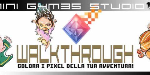 Logo walkthrough