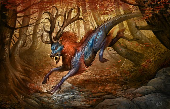Creature della mitologia giapponese