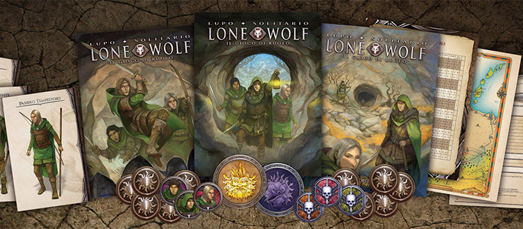lupo solitario gioco di ruolo