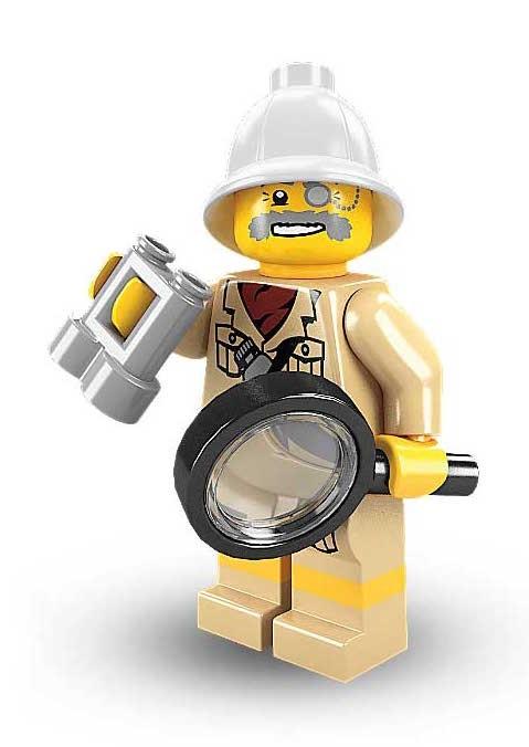 Esploratore in versione micro