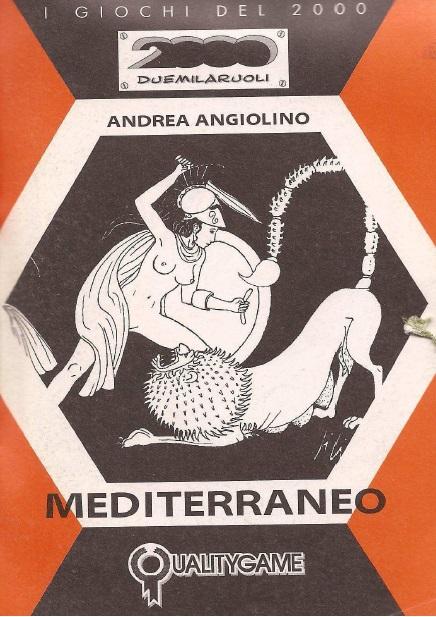 Copertina Mediterraneo