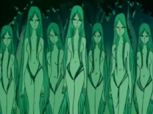 Le Anime mi ricordano loro