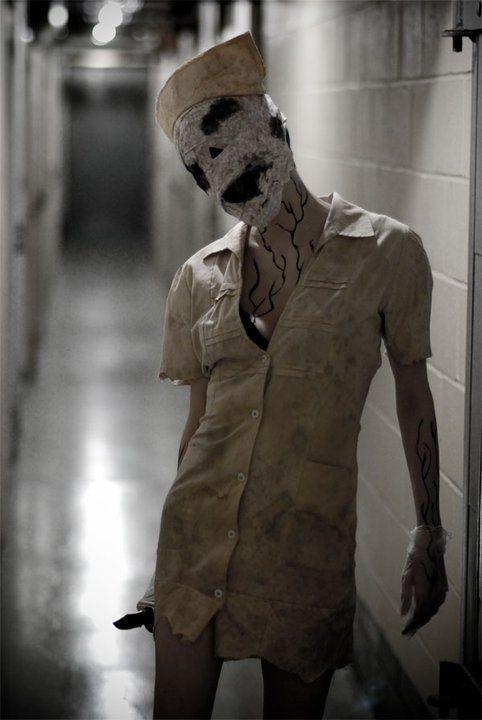 Infermiera tipica di Silent Hill