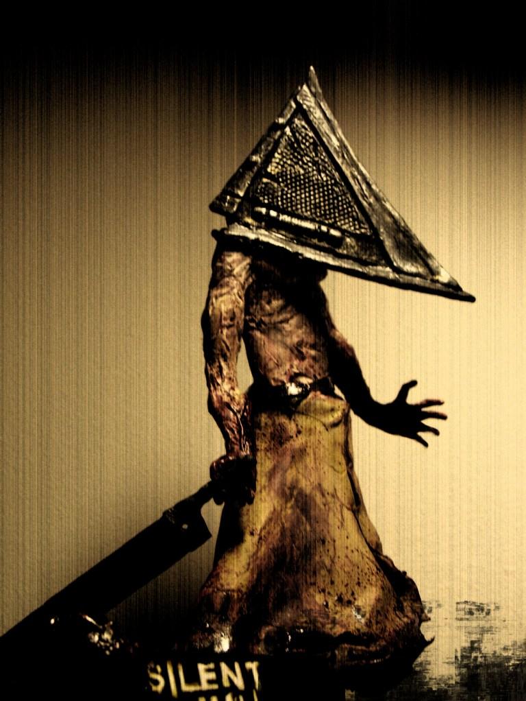 Pyramid - Silent Hill