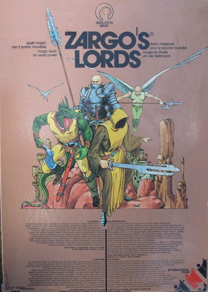 L'influsso di Moebius sulla copertina è così evidente da commuovere.