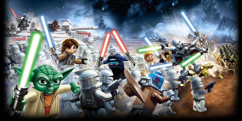 Star Wars versione Lego