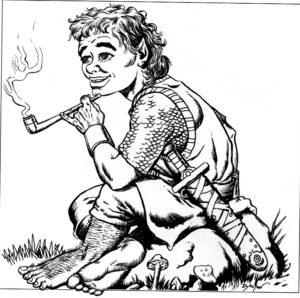 Piedi pelosi, amanti della buona cucina, pantofolai, fumatori... non sono hobbit, sono halfling!